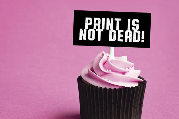Vom Gewohnten zum Besonderen: Print ist nicht tot, sondern macht Marketing lebendiger