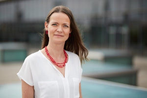 Ina unterstützt uns als PR-Consultant und Feel-good-Managerin