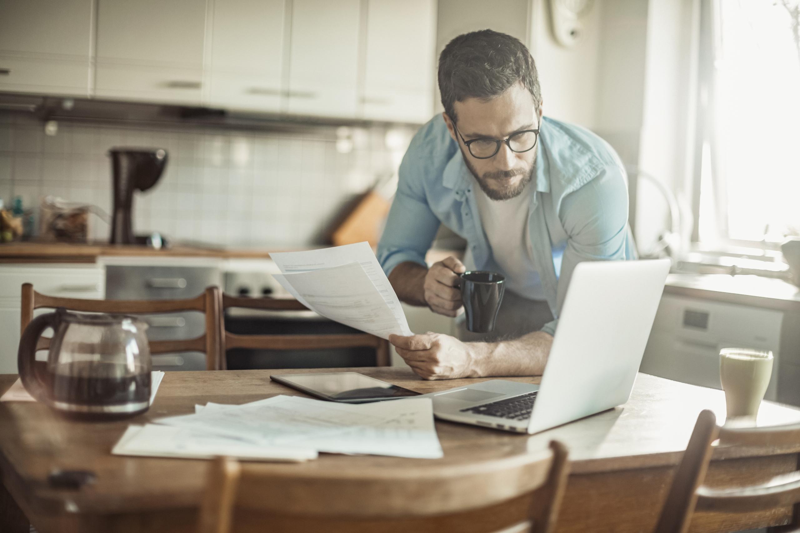 Home Office in der Krise – wie Unternehmer das Beste aus der Situation machen