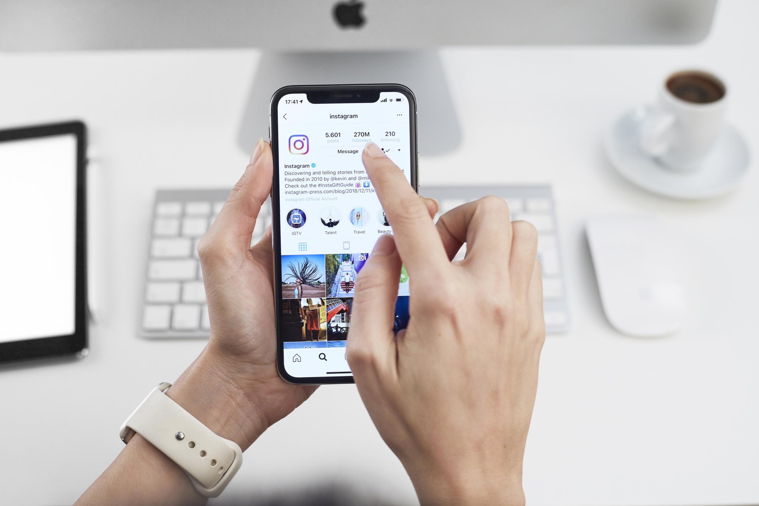 Verkauf und Zielgruppenansprache über Instagram verbessern – Teil III unserer Serie