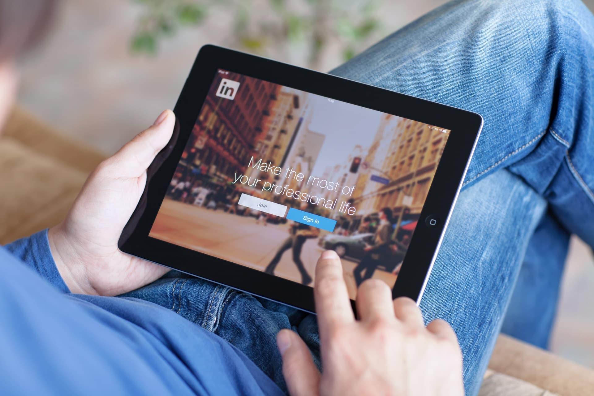 Was kann das LinkedIn-Unternehmensprofil?