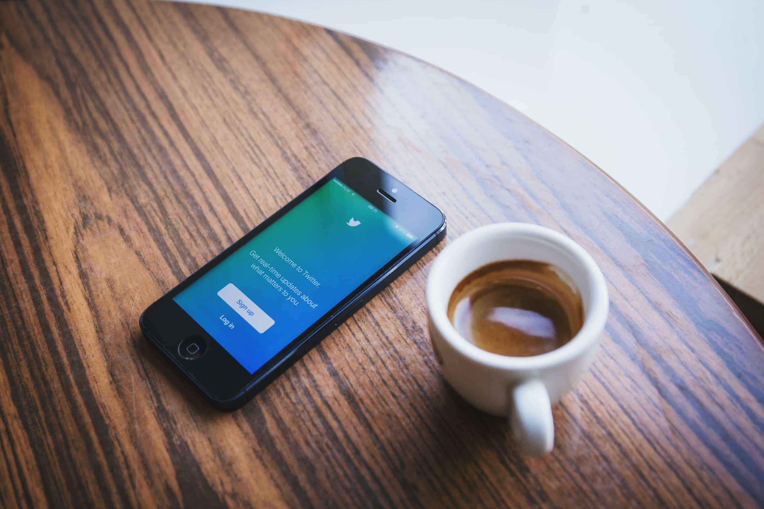 Heiß diskutiert – Unternehmensprofile bei Twitter
