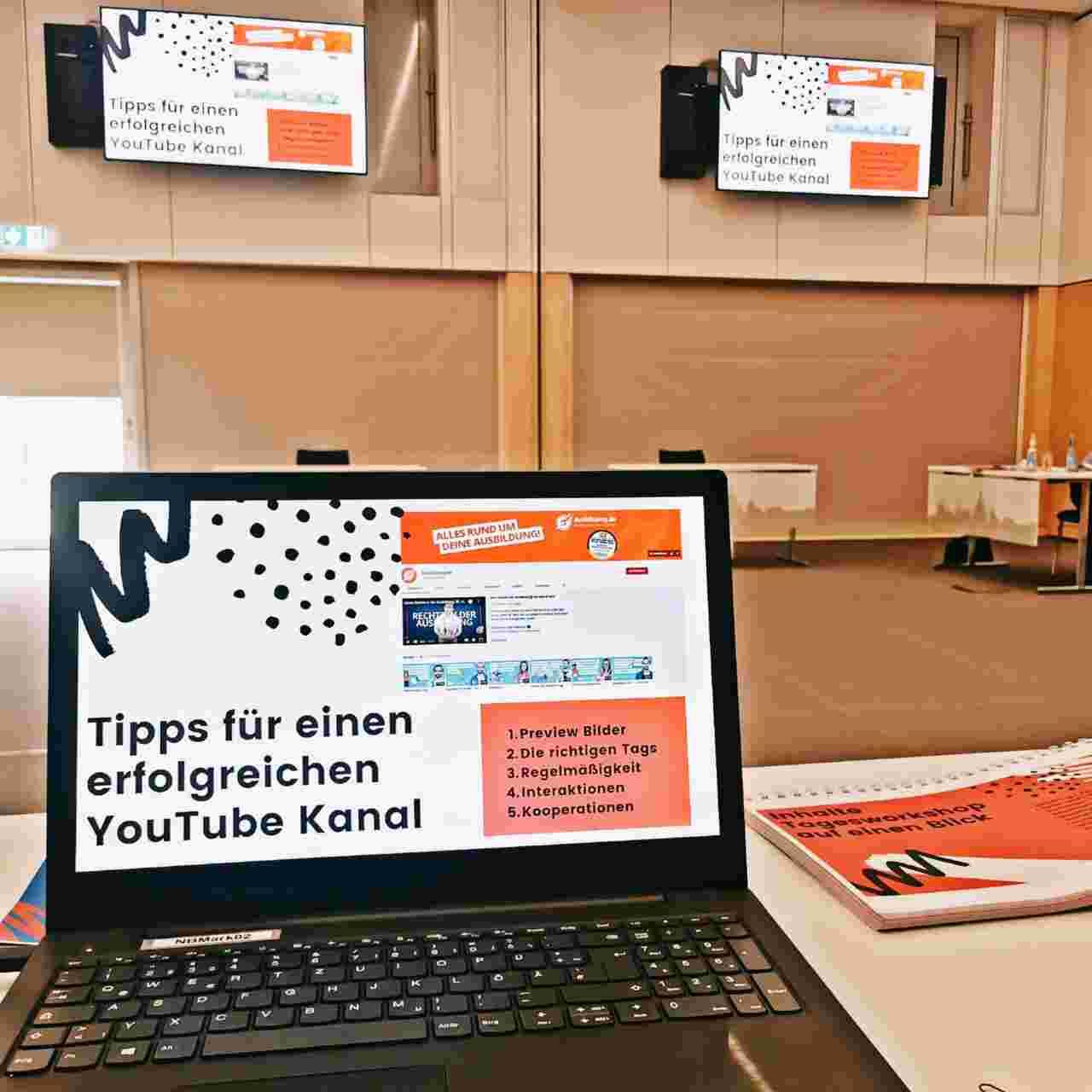Social-Media-Tagesworkshop in Dresden
